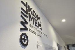 Willkommen im Innovation Center Konstanz